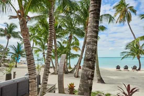 Tiamo Resort: full privacy