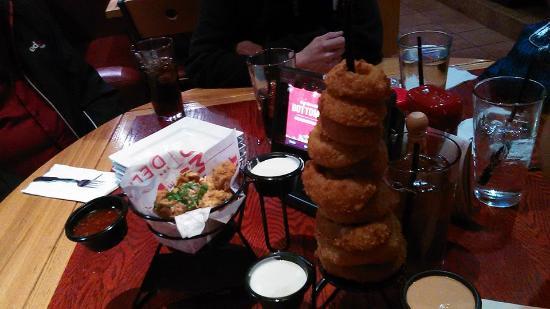 Mooresville, Βόρεια Καρολίνα: Onion Ring Tower