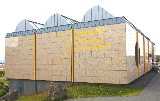 Gerdarsafn Kopavogur Art Museum