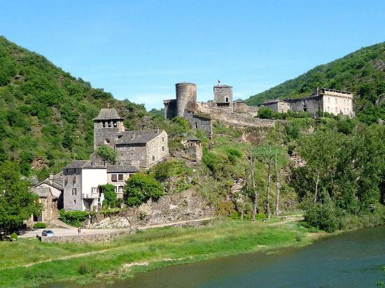 Chateau de Brousse le Chateau