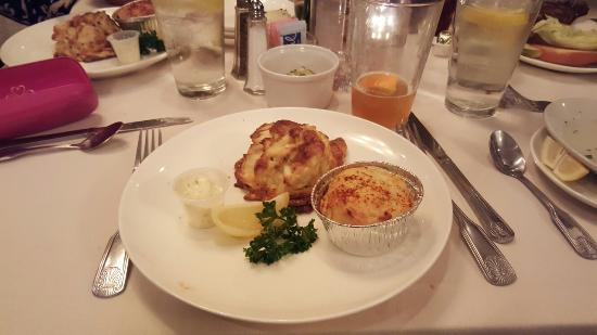Cockeysville, MD: Best crabcake in Baltimore!!