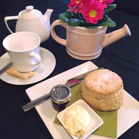 Oakham, UK: A Wellies Cream Tea