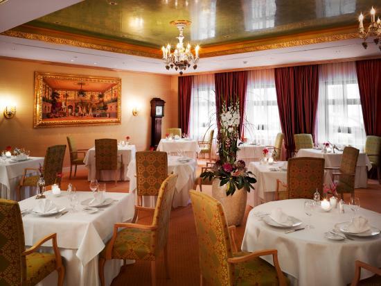Restaurant Caroussel im Buelow Palais: Gourmetrestaurant im Bülow Palais