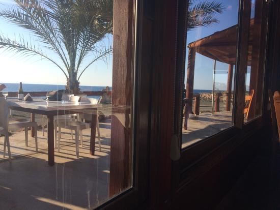 District Paphos, Cyprus: In restorane