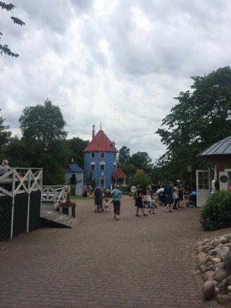 Finlandia occidental, Finlandia: Мумми парк