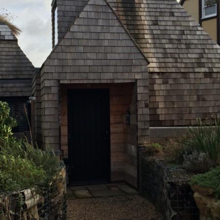 Ticehurst, UK: Between the Lines Lodge