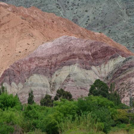 Maimará, Argentina: Bellissimo trekking