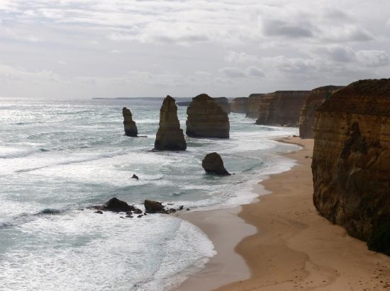 Torquay, Austrália: 12 Appostel