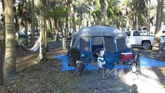Manatee Hammock Campground: Manatee Hammock Campground