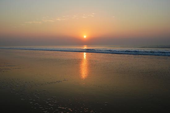 sunrise at sea beach picture of swargadwar beach puri tripadvisor rh tripadvisor com ph