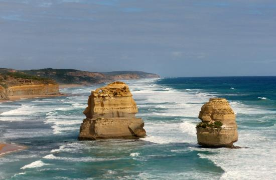 Torquay, Austrália: Ein Traum(straßen)bild