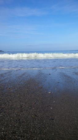 Bigbury-on-Sea, UK: sunny day challabrough