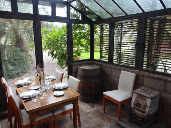 Maipu, Argentina: Restaurante