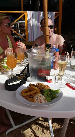 Holetown, Barbados: Tuna mmmmmm