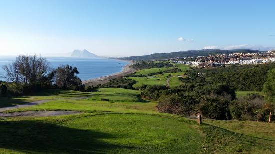 San Roque, Espagne : course