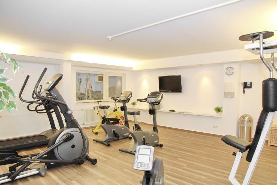 Bad Salzdetfurth, Niemcy: Fitnessbereich