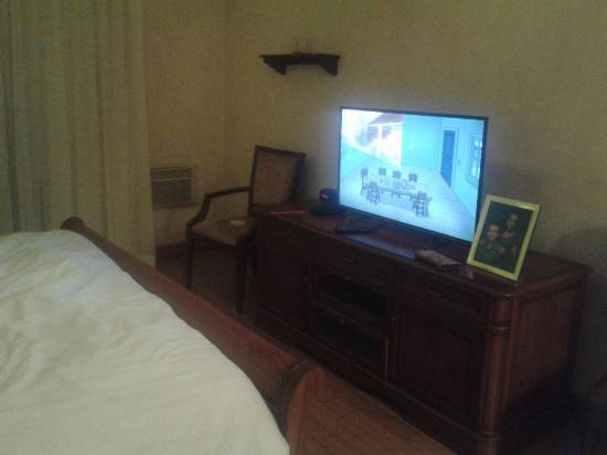 Hotel Valle del Rio: Viaje
