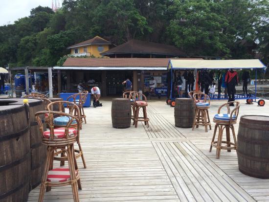 El Galleon Beach Resort & Hotel: dive centre