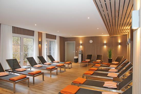 Relexa Hotel Harz-Wald: Ruheraum Wellnessbereich