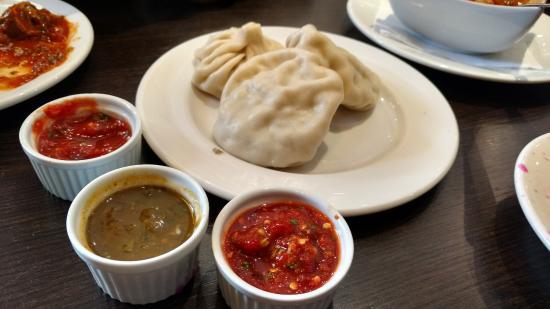 Concord, Canada: Most delicious dumplings!