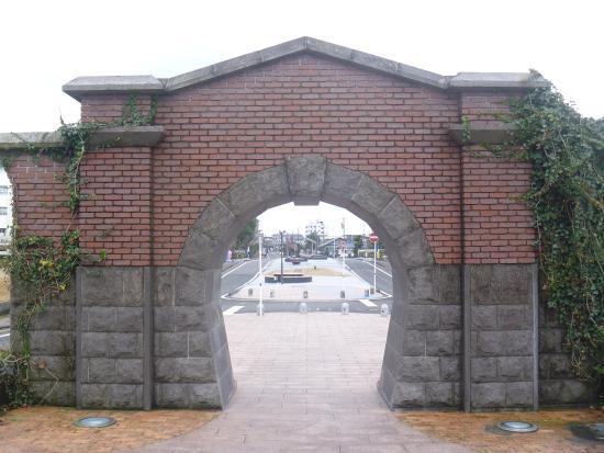 Takagibaru Water Road  Stone Bridge