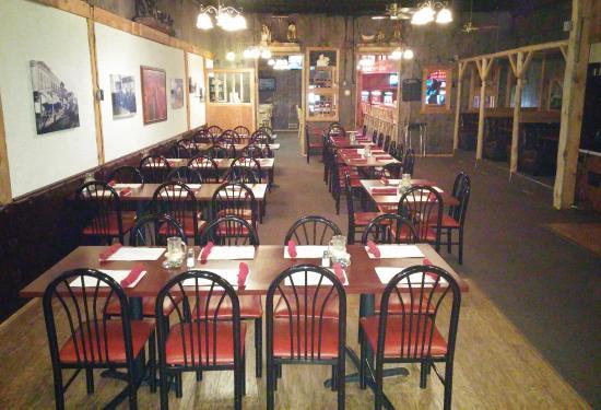 Hurley, Wisconsin: Dining Room