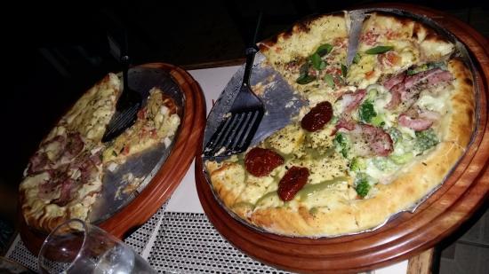 Itajuba: Pizza