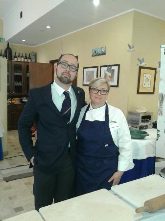 Wine Bar Enoteca 8284 : Con la Chef Cristina Lunardini