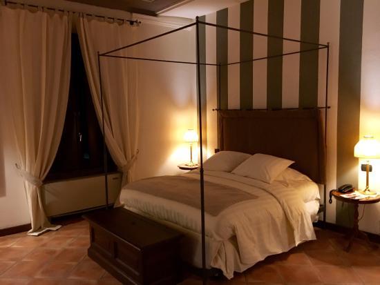 Sillavengo, Italia: Week end magnifique en amoureux.