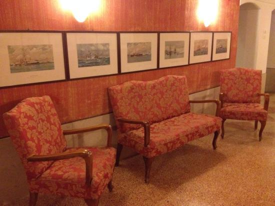 Hotel Al Sole: recepcion
