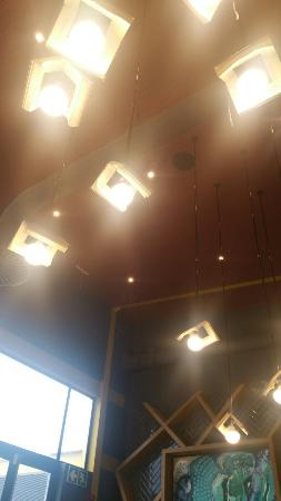 Potchefstroom, Sydafrika: Good light shades