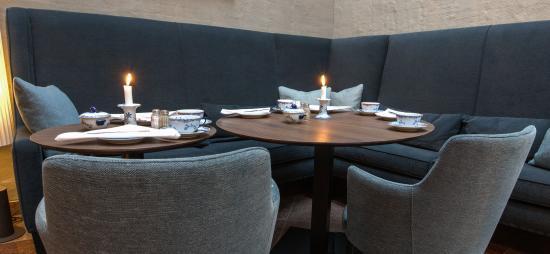 Master Johan Hotel: Breakfast room