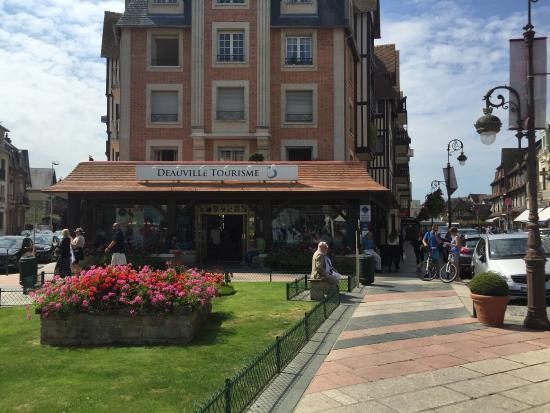 Vv1 picture of office de tourisme intercommunal de deauville deauville tripadvisor - Deauville office de tourisme ...