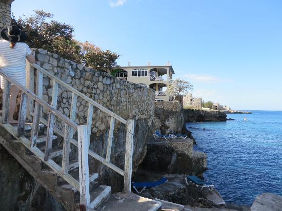Home Sweet Home Resort: Hacia los acantilados