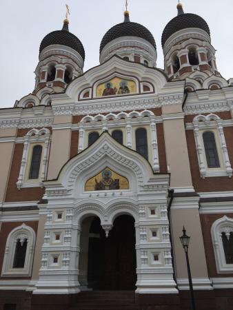 Alexander-Newski-Kathedrale: 亞歷山大‧涅夫斯基大教堂