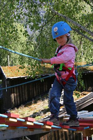 Коммуна Лом, Норвегия: Barneklatrepark