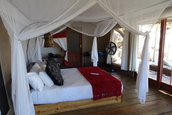 Erongo Wilderness Lodge: Zelt Nr. 10