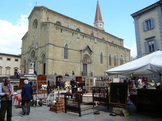 Guida Turistica Arezzo Duomo