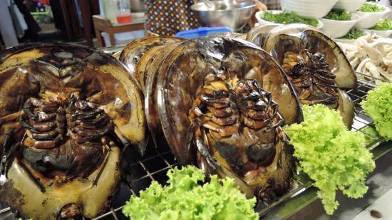 Trang, تايلاند: рынок