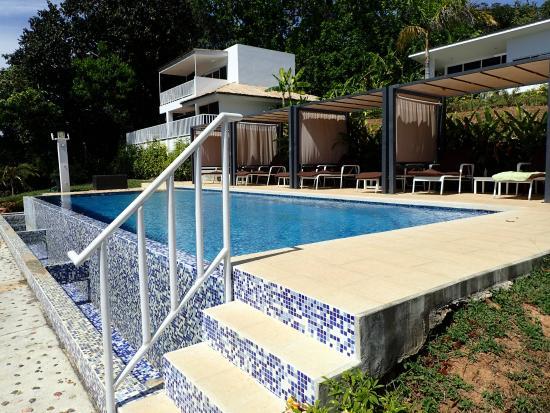 Boca Chica, Panama: upper pool