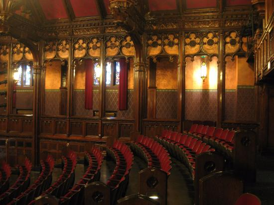 Scottish Rite Cathedral: Auditorium