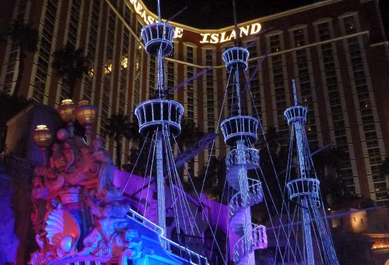 Treasure island casino pirate show troubles hotel and casino las vegas