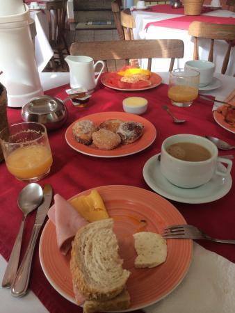 Pousada Casablanca: desayuno