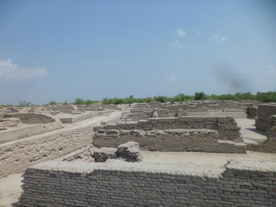 Ranipur, Pakistán: 遺跡内2