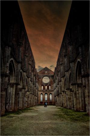 Chiusdino, Italia: magia di San Galgano
