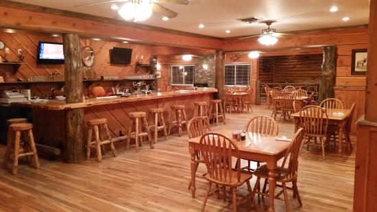 Irwin, ID: Our Bar and Restaurant