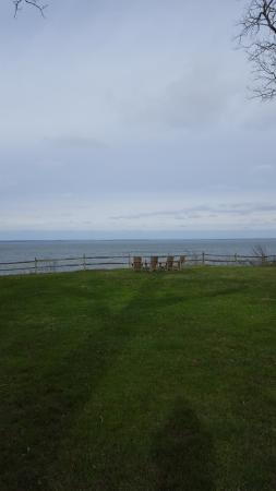 Chestertown, MD: View of the bay from the grounds