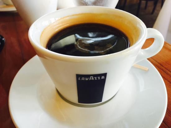 Rockley, Barbados: Very good coffee