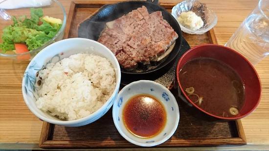 Pork Steak Toichi