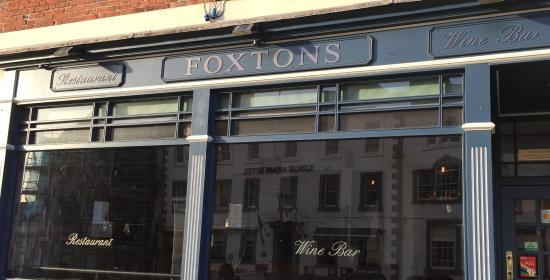 ‪Foxtons Restaurant & Wine Bar‬